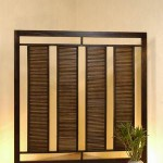 Bamboo Window Screen - 5c bmb 041