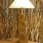 Wooden Slice Lighting – 5c kyu 171
