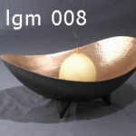 Curve Plate Tableware - 5c lgm 008
