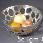 Hollow Bowl Tableware - 5c lgm 054