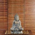 Sitting Buddha Statue - 5c tkt 042