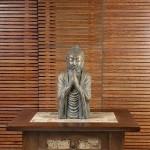 Praying Buddha Statue - 5c tkt 049