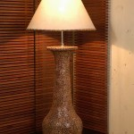 Pumpkin Vase Lighting Tall - 5c tkt 105