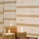Circle Candle Set of 3 - 5c tkt 123