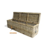 Gympie Square Basket Long - AL BS 10
