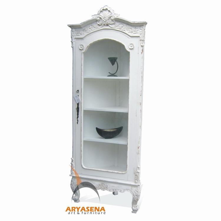 French Corner Display Cabinet – CFF 10