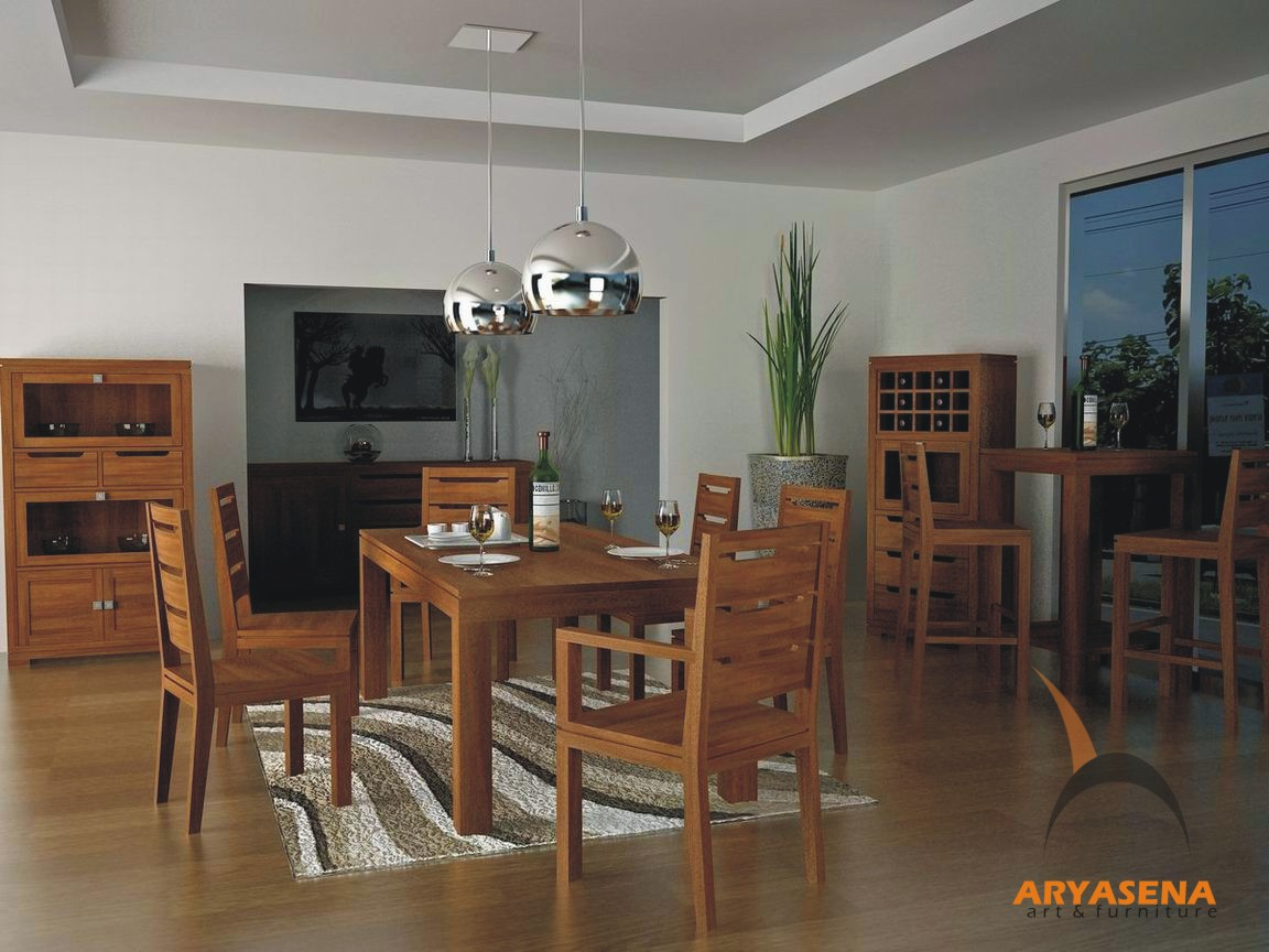 comfortable dining room furniture