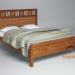 Bed with mattras 160 - DSBR 01B
