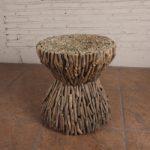 Driftwood Stool - DW 10