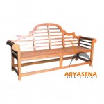 Marlborough Teak Bench - GFBC 022