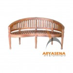 Washington Teak Bench - GFBC 024