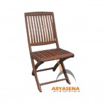 Teak Folding Chair - GFCH 039