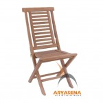 Hanton Teak Folding Chair - GFCH 041