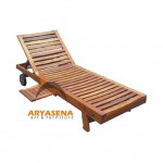 Flat Bed Poolside Lounger - GFST 007
