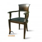 Italian Chair with Arm - JSCH 039
