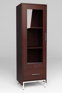 KRBR 06 - Single Glass Cabinet