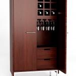 Bar Cabinet Open - KRDR 06