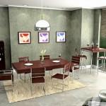 Krakatau Dining Room