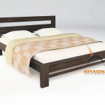 Bed with matras 160 - MBBR 01
