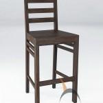 Merbabu Bar Chair - MBDR 05
