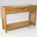 Console Table - MBLR 02