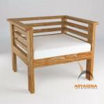 Sofa 1 Seater - MBLR 08A