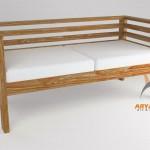 Sofa 2 Seater - MBLR 08B