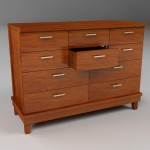 Chest Of Drawer Big - MRBR 03