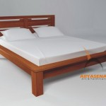 Bed with mattras 160x200x15 - MUBR 01