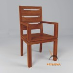 Dining Arm Chair - MUDR 03