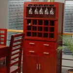 Wine Cabinet - RUDR 06