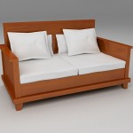 Sofa 2 Seater - RULR 08