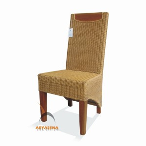 SKR 13 Dining Chair Rattan 47x50x105