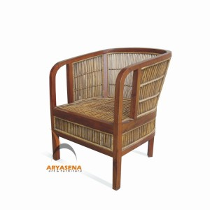 SKR 16 - Barcelona Chair Rattan 60x52x77