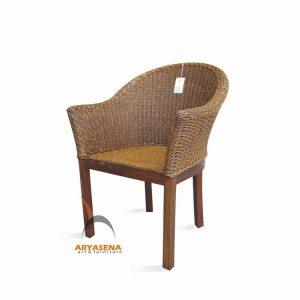 SKR 27 Dining Chair Rattan 68x50x90