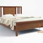 Bed with Mattras 160 - TLBR 01A