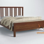 Bed with Mattras 160 - TLBR 01D