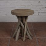 Stool with 9 Twigs Leg - TWST 01-T01