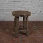 Stool with 4 Legs Straight - TWST 02-T01