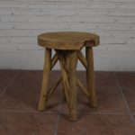 Stool with 4 Legs Cross - TWST 03-TP