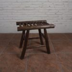 Stool with 4 Legs Slat - TWST 05-T12