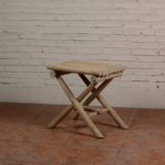 Stool with 4 Legs Cross - TWST 06-T01