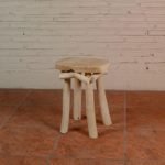 Stool with 4 Legs Bend - TWST 07-B