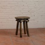 Stool with 4 Legs Bend  - TWST 07-T12