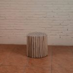 Vertical Twigs Stool - TWST 11-T01