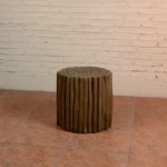 Vertical Twigs Stool - TWST 11-T12