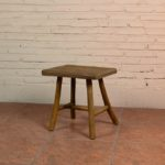Stool with 4 Legs Bend and Cross - TWST 14-T12