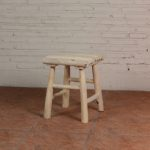 Stool with 4 Legs Straight - TWST 17-B