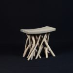 Stool with Crowded Legs -  TWST 24-IG
