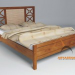 Bed with mattras 160 - CLBR 01C